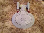 Star Trek Enterprise D