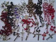 Vintage Rosary Lot