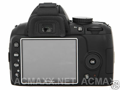 """Used, ACMAXX 3.0"""" HARD LCD ARMOR SCREEN PROTECTOR NIKON D5100 D5200 D 5100 5200 DSLR for sale  Shipping to India"""