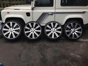 Range Rover Vogue Wheels