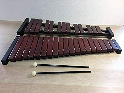 YAMAHA Table Top Classic Xylophone 32 Sound Board TX-6 JAPAN USED