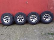 Toyota Hilux Wheels