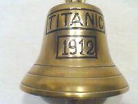 Titanic Brass Bell