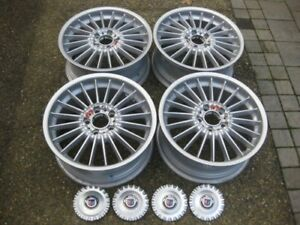 "18"" ALPINA Classic rims pristine condition E36 E46 E60 E61 E87+"