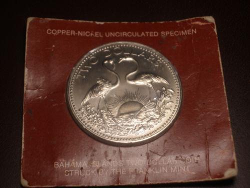 Bahamas Coins