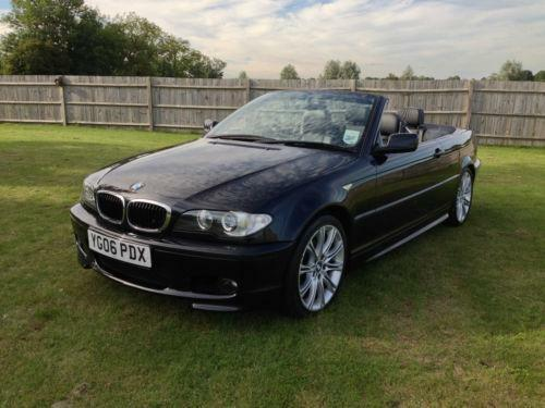 bmw convertible sport diesel ebay. Black Bedroom Furniture Sets. Home Design Ideas