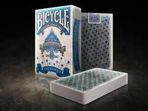 Bicycle Americana Rare Limited Edition Custom Playing Cards - Poker USPCC