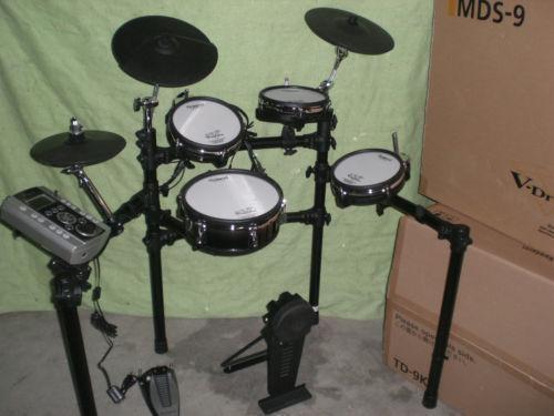 Used Roland V Drums Ebay