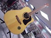 Used Washburn Acoustic Guitar