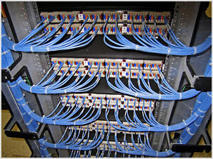 Office Telephone & Data Network Cabling. Need a Phone System? West Island Greater Montréal image 2