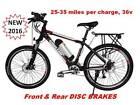 24 Volt 350W Electric Bikes