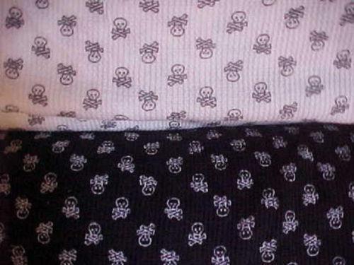 Waffle Knit Fabric Ebay