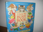 Hardcover Picture Books My Busy Books for Children