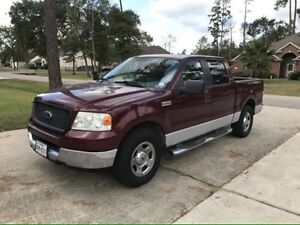 2005 f 150 certified and e tested
