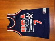 Champion USA Basketball Jersey