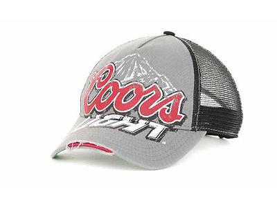 COORS LIGHT ROCKY MOUNTAIN BUST UM  BEER SNAP BACK CAP/HAT - OSFM