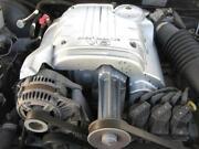 V6 Supercharged Engine