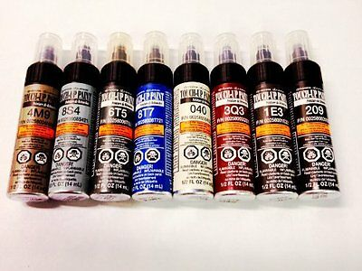 TOUCH UP PAINT 4V0 ARMY ROCK METALLIC GENUINE TOYOTA,LEXUS, AND SCION OEM PAINT