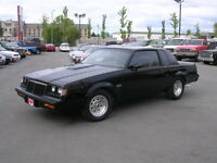 1984 Buick Grand National RARE Numbers Matching!
