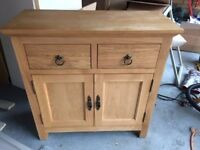 Beautiful pine sideboard