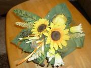 Sonnenblume Kunstblume