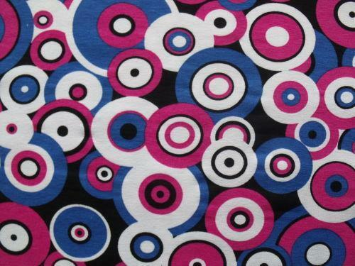 Printed Cotton Jersey Fabric Ebay