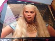 Game of Thrones Autograph