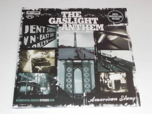 The Gaslight Anthem Vinyl Records Ebay