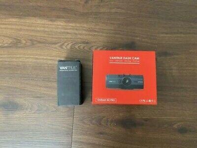 Vantrue N2PRO N2 Pro Uber Dual Dash Camera With Hardwire Kit