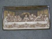 Chalkware Last Supper
