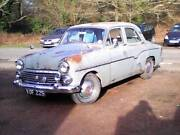 Wanted 1952 to 1957 Vauxhall Sedan or Ute for Parts Kirwan Townsville Surrounds Preview