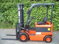 Heli electric forklift truck