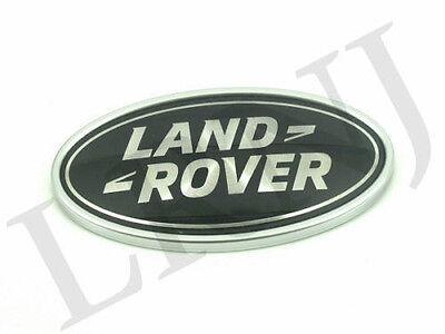 LAND ROVER RANGE ROVER TAILGATE OVAL BADGE NEW GENUINE PART LR060140