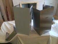 Siemens iQ700 LC67BF532B extractor hood fan canopy 60cm stainless kitchen