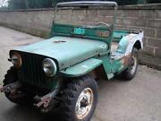 WW2 Willys Jeep