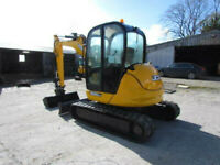 2013 JCB 8050 Excavator Digger