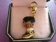 Juicy Couture Boot Charm