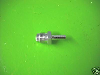Soda System Beer Fitting Stainless Flare To Barb Adapter 38mf X 14 Barb 14980