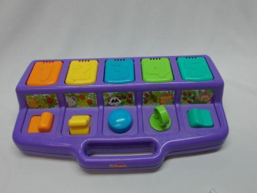 Toys That Pop Up : Playskool animal pop up toy ebay
