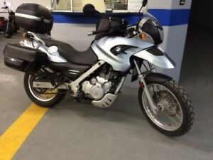 BMW 650 GS - Excellent état - 17000 km