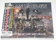 Iron Maiden Japan CD