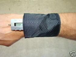 Vibrating Watch Silent Alarm Reminder Device & Wrist Wallet 2 Pack