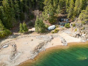 Waterfront lot Kaslo  for sale