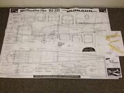 Flugmodell Bauplan