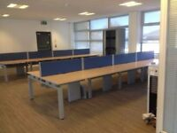 Call Centre Desk - £175 - suitable for up to 8 people