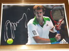Signed Prints Tennis Collectable Autographs