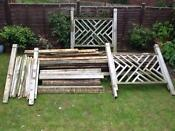 Used Timber Decking