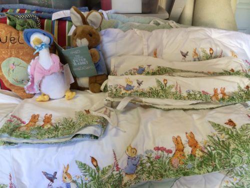 Peter Rabbit Nursery Bedding Ebay