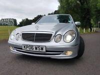 Mercedes Benz E Class 2.1 E220 12m MOT CDI Avantgarde Auto 4 Door Saloon 150bhp