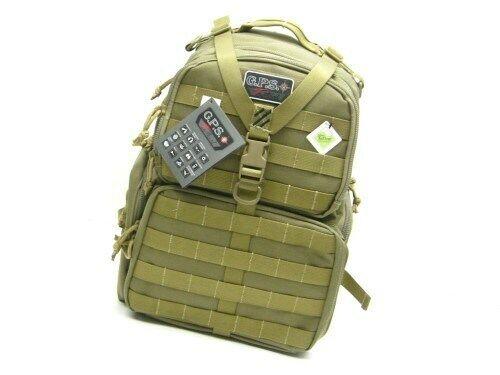 tactical range backpack bag